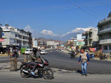 Km 0, Pokhara, Nepal