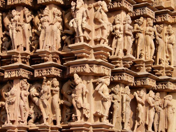 Vamana Temple, Southern Group,Khajuraho, India