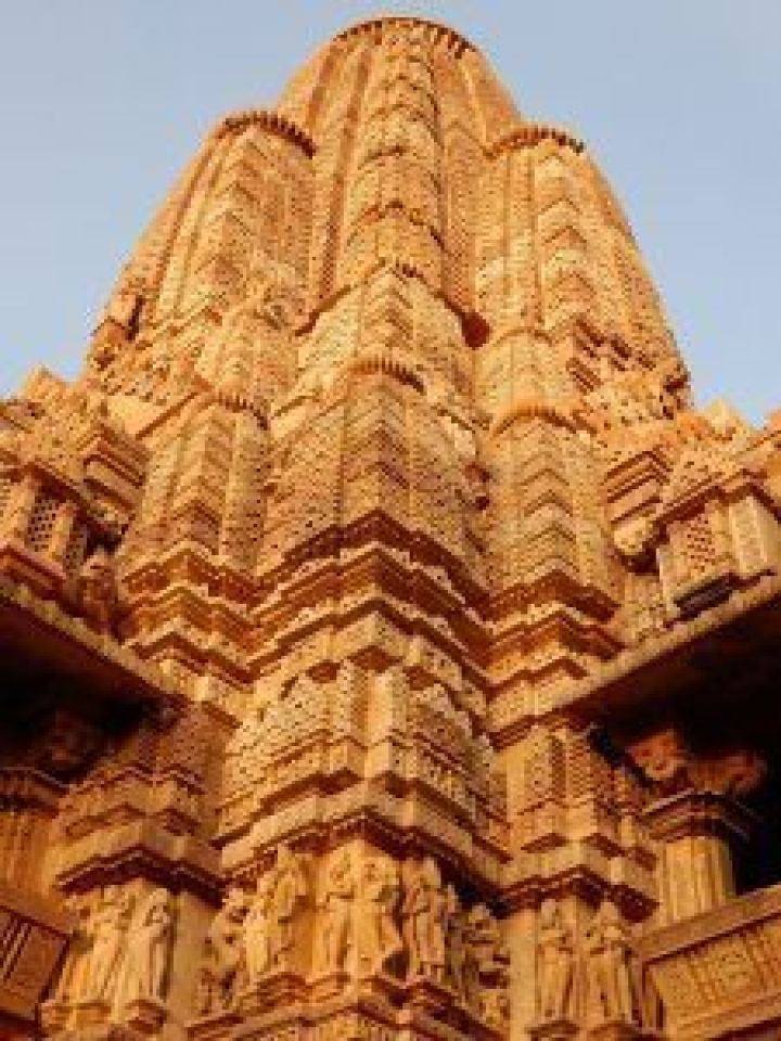 Lakshmana Temple, Western Group, Khajuraho, India