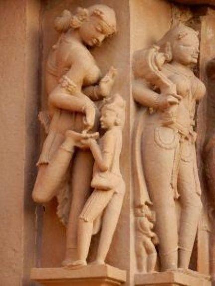 Lkhasmana Temple, Western Group, Khajuraho, India