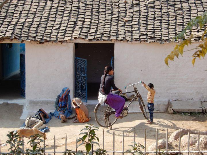 Old Khajuraho Viejo, India