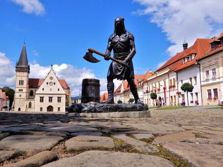 Verdugo, Bardejov, Eslovaquia