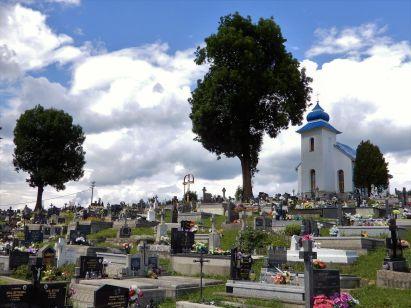 Cementerio, Kamienka, Eslovaquia