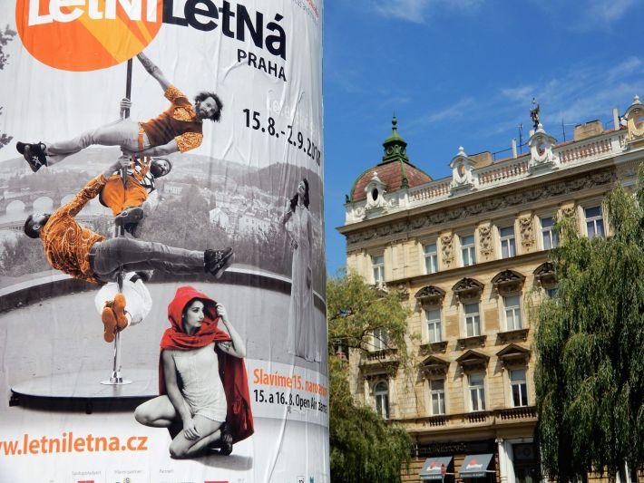 Nám. Jana Palacha, Praga, Chequia