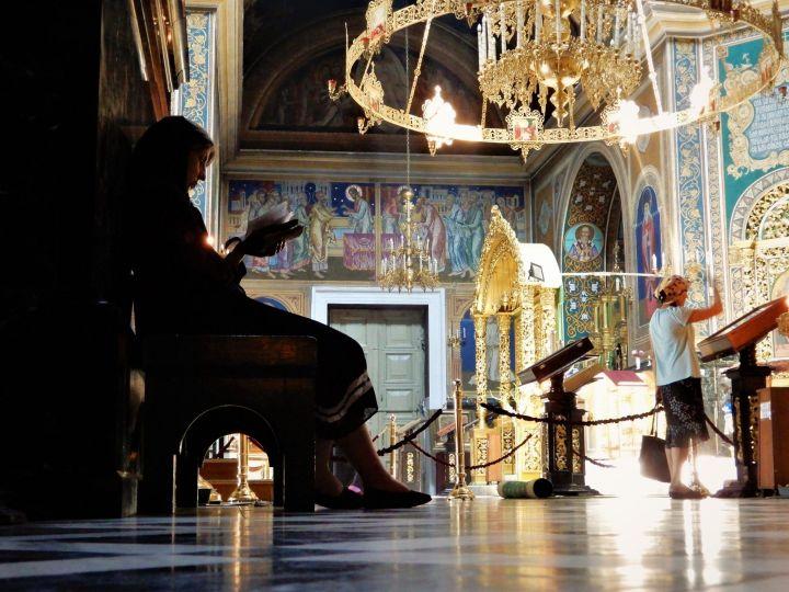 Moldavia, Catedral de Chisinau
