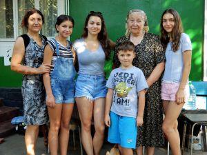 Moldavia, familia de Chipesca
