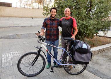 Venta de bicicleta, Teherán, Irán