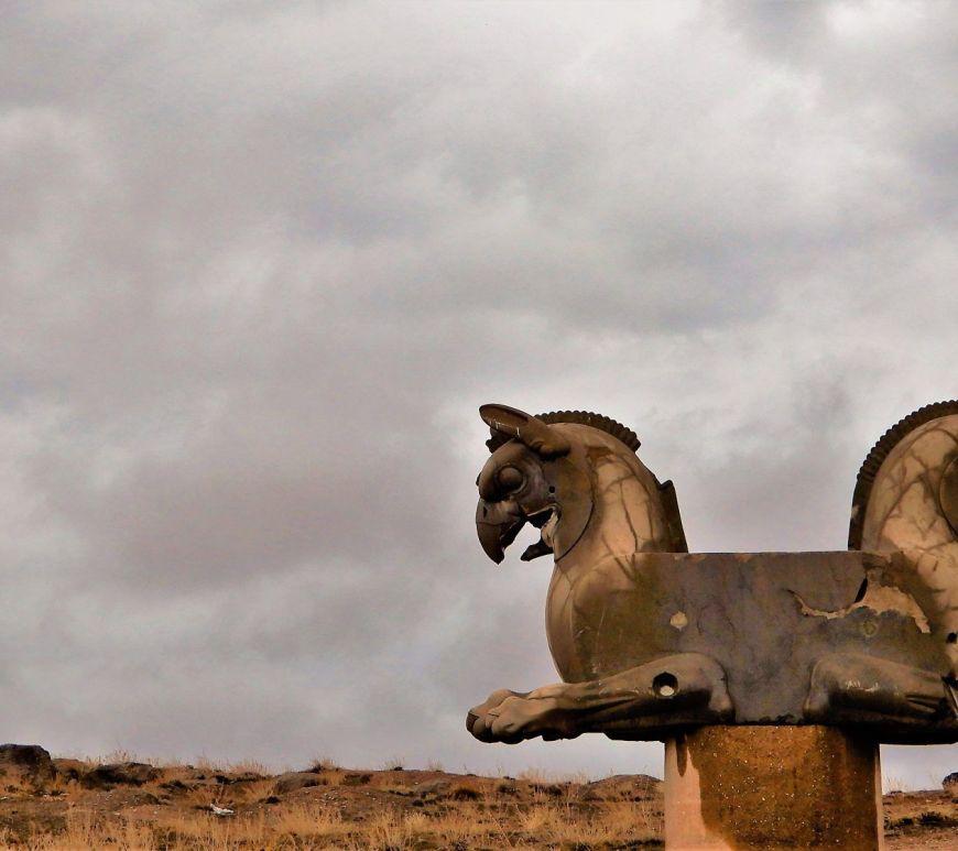Homa, Persépolis, Irán