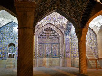Mezquita Vakil Mosque, Shiraz, Iran