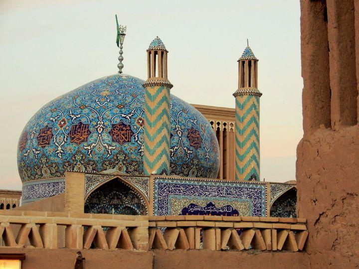 Yazd Patrimonio de la Humanidad por UNESCP