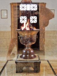Fuego sagrado, Templo de Fuego, Fire Temple, Yazd, Iran
