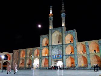 Takyeh Amir Chakhmagh, Yazd Patrimonio de la Humanidad, Iran
