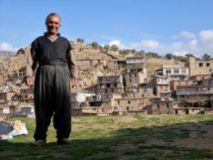 hombre kurdistán Pálangan