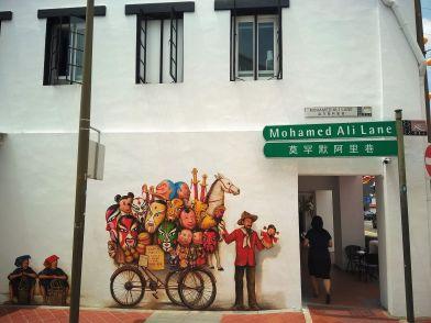 Grafiti en pared