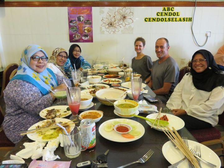 Restaurante en Bandar Seri Begawan
