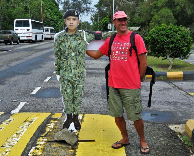 Soldier, Bandar Seri Begawan, Brunei