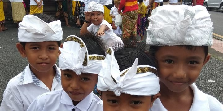 Hari Nyepi, Bali, Indonesia