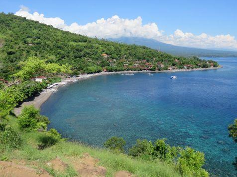 Playa Amed, Bali, Indonesia