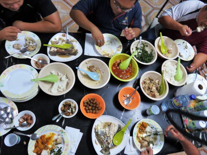Comida iban, Brunéi