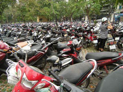 Moto Parking Hanoi