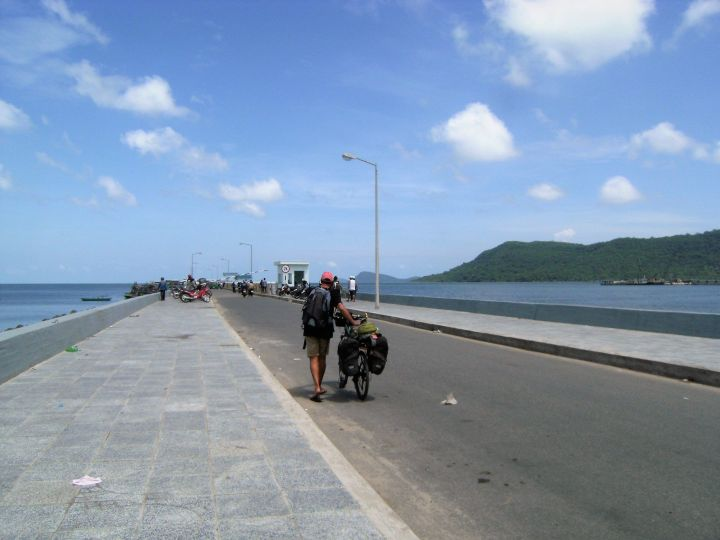Phu Quoc ferry, Vietnam