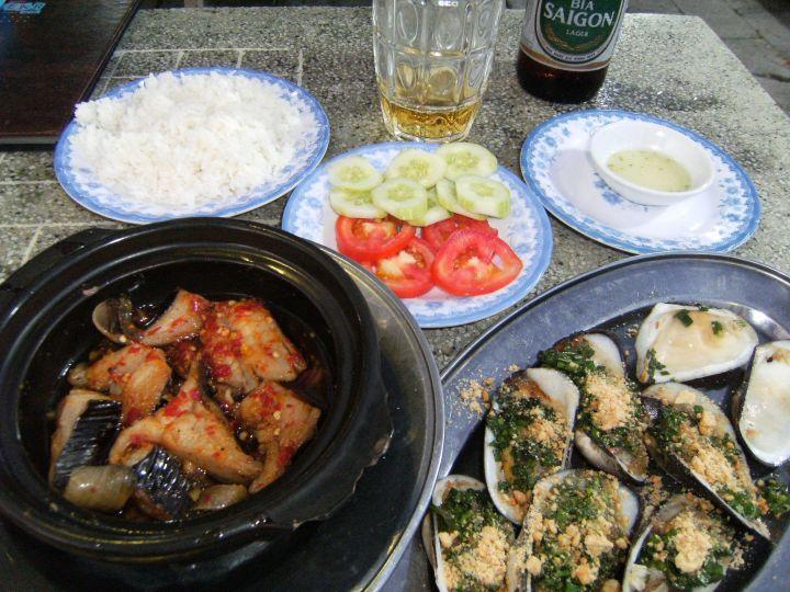 Productos del mar, Vietnam