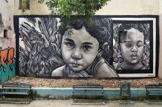Cuba, Arte en la calle, San Isidro5A