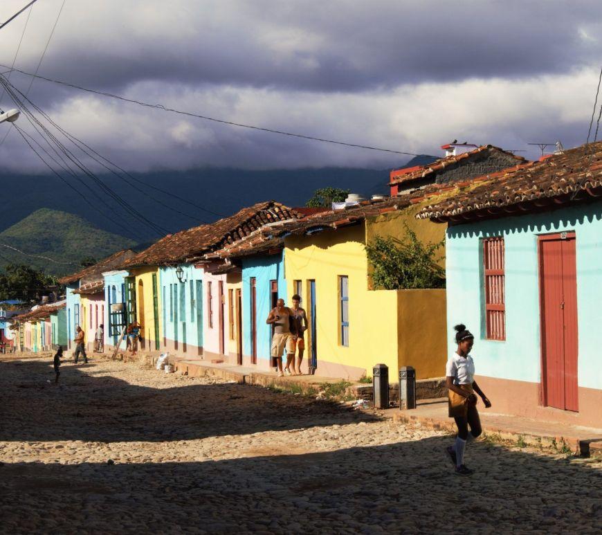Trinidad y Valle de los Ingenios