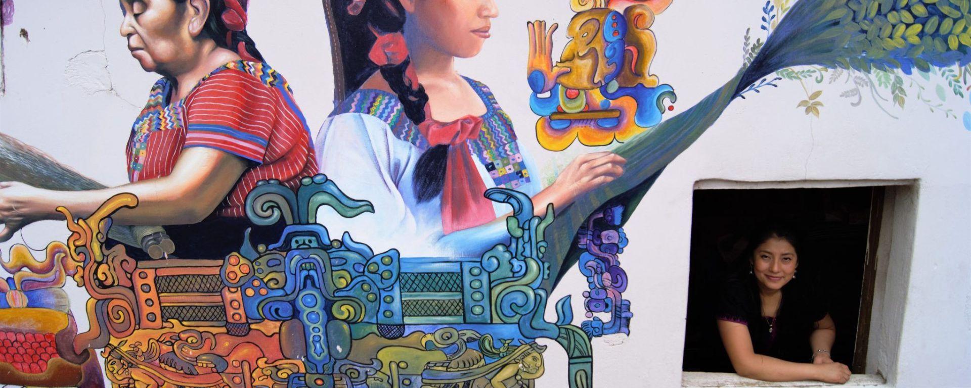 Grafitis Atitlán