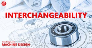 What is Interchangeability in Machine Design? | Interchangeable Parts |