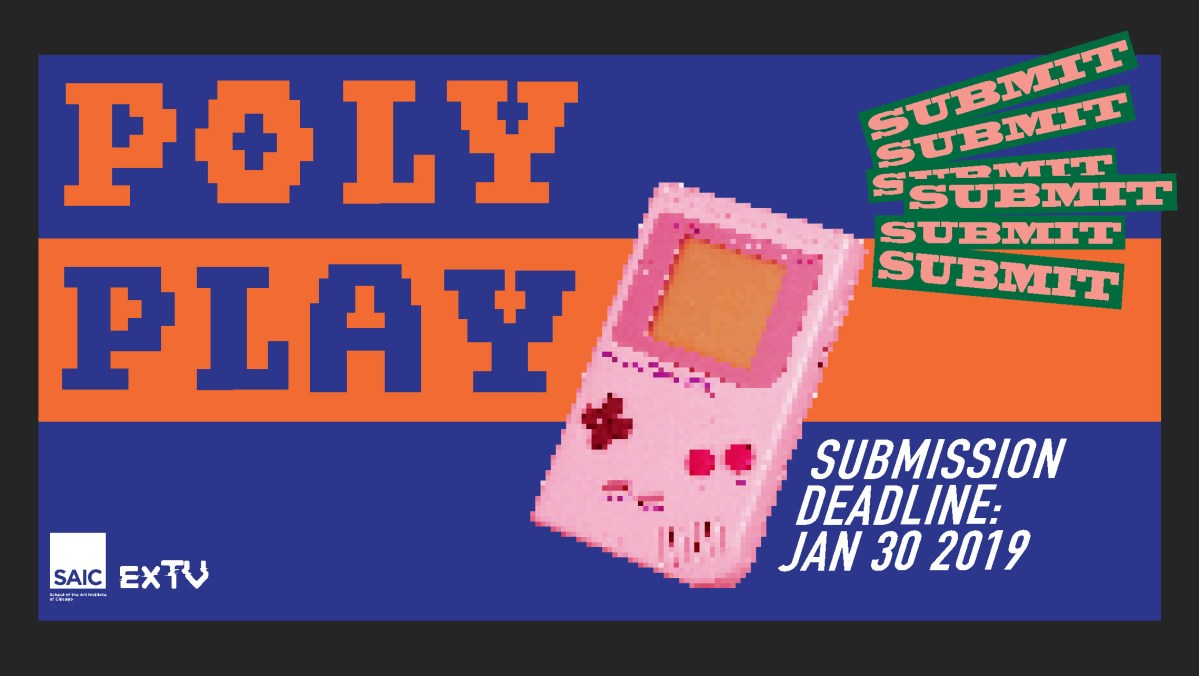 Poly Play 2019: Submissions Due Jan  30! – ExTV