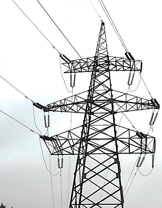 Воздушные линии электропередачи. Кабельные линии электропередачи Из чего состоит линия электроснабжения