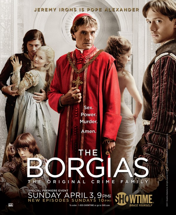 Image result for Borgias season 1 tv series