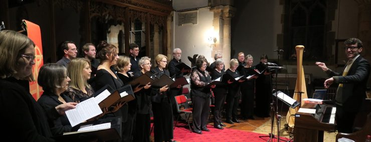 Ex Urbe Chamber Choir in the Midlands Ben Hamilton