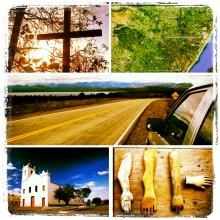 Sábado é dia de caçar milagres pelo interior de Sergipe! #exvotos #mitos #sergipe #br101 #expedition #missaovotiva. Montagem, Set/2013