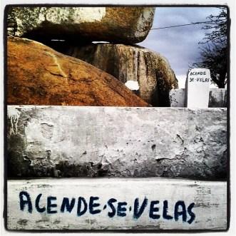 Pedra de Santo Antônio, Fagundes-PB. 07/dez/2012