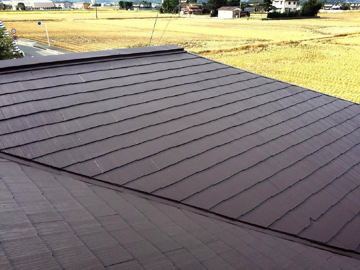屋根塗装施工例⑥