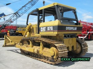 Caterpillar D7G  Bulldozer