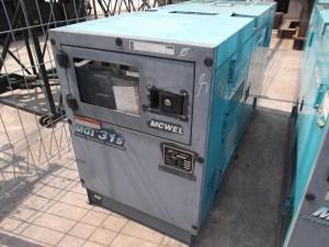 McWel MGI31S Generator Set 30kva