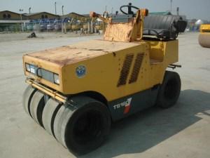 Sakai TS160 Pneumatic Tire Roller 3ton