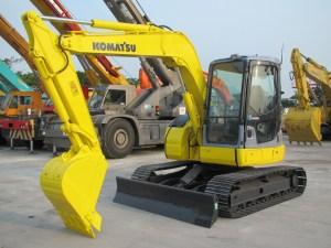 Excavator Komatsu PC78US-6NO