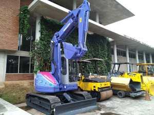 Komatsu PC75UU-3  Hydraulic Excavator