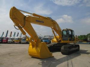 Komatsu PC400LC-7 Hydraulic Excavator