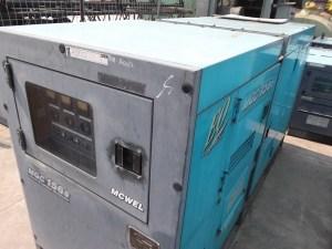 McWel MGC156S Generator Set 156kva