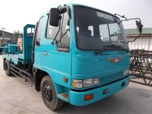 Hino FD3HGA Concrete Pump Truck