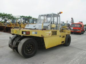Sakai TZ600 Pneumatic Tire Roller 8,5ton 7 Ban