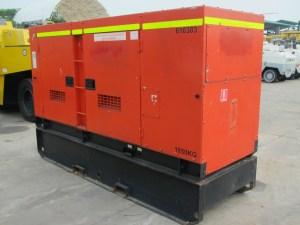 Generator set Shindaiwa DGK100B