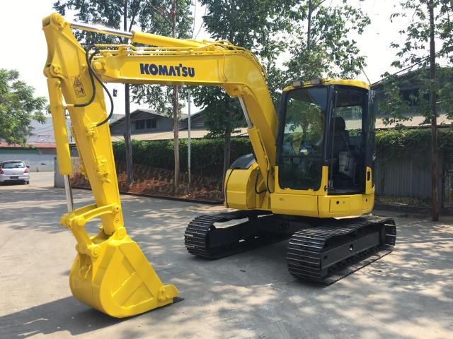 Komatsu PC78US-6 Excavator - Beko - Bego Bekas - Built-up (5)