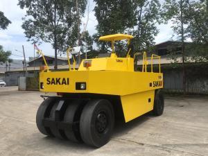 Pneumatic Tire Roller Sakai TS200 TR