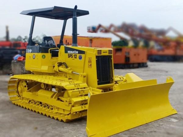 Bulldozer Komatsu D31p - Crawler Tractor - doser d31p Bekas Jepang (1)